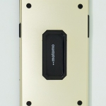 Motomo เคส OPPO A77, F3 (สีทอง)