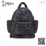 CiPU BACKPACK - CAMOUFLAGE-(Size S : W11.5 x L26x H28 cm.)