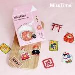 stickersการ์ตูนญี่ปุ่น