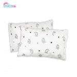 Bamboo Pillow หมอนหนุนผลิตจากเนื้อผ้าเยื่อไผ่ by Grace Kids
