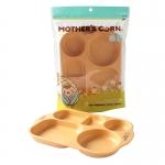 Mother's Corn Round Meal Plate ถาดหลุมสำหรับเด็กโต