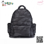 CiPU BACKPACK - CAMOUFLAGE