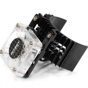 Motor Heatsink 540 Size w/ Cooling Fan for Slash, Stampede 2WD, Rustler & Bandit
