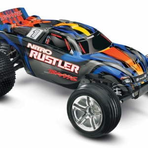 Nitro Rustler TSM