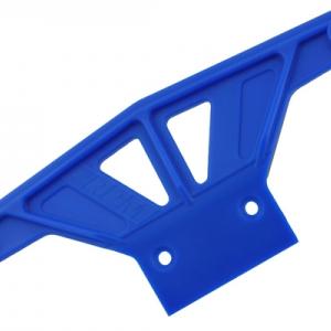 Wide Front Bumper for Traxxas Rustler, Stampede 2wd, Nitro Sport & Bandit – Blue