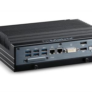 MXE-1400 Intel® Atom™ E3845 Processor-Based Fanless PCs