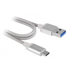 Innergie สายชาร์จ MagiCable USB-C to USB-A - Silver