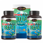 อาหารเสริมบำรุงสมอง Smart Algal DHA (น้ำมันตับปลา) นำเข้าจากออสเตเรีย 2 กระปุก