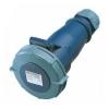 ปลั๊กตัวเมียกลางทาง รุ่น AM-TOP ระบบสกรู-บอดี้เดียว ชนิดกันน้ำ IP67 32Amp ขั้ว 2+E 230V