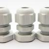LOBO ELECTRIC CABLE GLAND PG7 3 - 6.5 mm. สีขาว