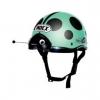 หมวกกันน็อคเด็ก INDEX รุ่น Lady Bug Green
