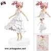 Madoka Kaname SQ Figure White One-piece Dress Ver.