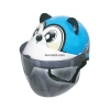 หมวกกันน็อคเด็ก INDEX รุ่นซูว์ หมีฟ้า : Zoo Bear-Sky-Blue