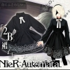 [Pre-Order] NieR:Automata 2B Sister Dresses Cosplay