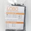 LOBO CABLE TIES ยาว 4 นิ้ว 2.5 X 100 MM สีดำ