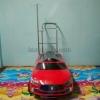 รถเสาน้ำเกลือเด็ก มาเซอร์ราเต้-แดง