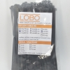 LOBO CABLE TIES ยาว 6 นิ้ว 3.6 X 150 MM สีดำ
