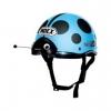 หมวกกันน็อคเด็ก INDEX รุ่น Lady Bug Sky Blue