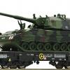 Heavy duty flat car + tank