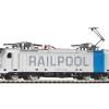 Piko51564 BR187 Railpool sound