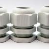 LOBO ELECTRIC CABLE GLAND PG25 16 - 21 mm. สีขาว