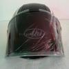 หมวกกันน็อค แบบครึ่งใบ เด็กโต-ผู้ใหญ่-เอเฮชไอดำลาย : Ahi Black