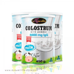 Auswelllife Colostrum 5000 mg 3 กระป๋อง
