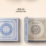 WJSN (Cosmic Girls) - Mini Album Vol.4 [Dream your dream] หน้าปก ενυπνιον Ver + โปสเตอร์ พร้อมกระบอกโปสเตอร์