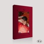 Kim Dong Han - Mini Album Vol.1 [D-DAY] หน้าปก Red Ver. + โปสเตอร์ พร้อมกระบอกโปสเตอร์