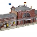 สถานีและอาคารประกอบฉาก - Building/House