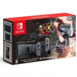 Nintendo Switch (Monster Hunter XX Special Pack) Japan