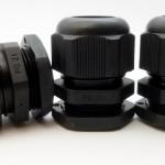 LOBO ELECTRIC CABLE GLAND PG21 13 -18 mm. สีดำ