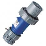 ปลั๊กตัวผู้ รุ่น PowerTOP ระบบเกลียว ชนิดกันน้ำ IP67 125Amp ขั้ว 2P+E 230V