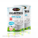 Auswelllife Colostrum 5000 mg 2 กระป๋อง