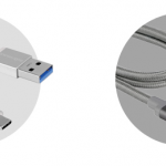 Innergie สายชาร์จ MagiCable USB-C to USB-A
