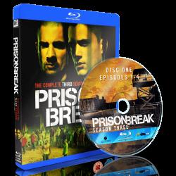 US0702 - Prison Break SEASON 3 (2007) (1 DISC) (THAI/ENG) [แผ่นสกรีน]