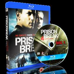 US0803 - Prison Break SEASON 4 (2008) (2 DISCS) (THAI/ENG) [แผ่นสกรีน]