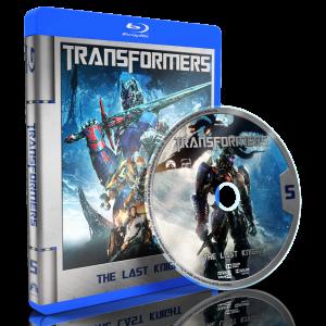 *U1726 - Transformers (The Last Knight) (2017) [แผ่นสกรีน]