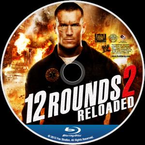U2013106 - 12 Rounds 2 (Reloaded) (2013) [แผ่นสกรีน]