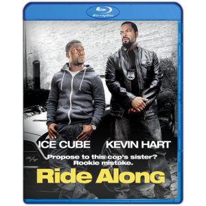 U2014003 - Ride Along (2014) [แผ่นสกรีน]