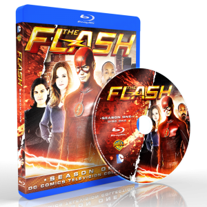 US1404 - The Flash SEASON 1 (2014) (4 DISCS) (THAI/ENG) [แผ่นสกรีน]