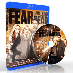 US1608 - Fear the Walking Dead SEASON 2 (2016) (2 DISCS) (THAI SUB) [แผ่นสกรีน]
