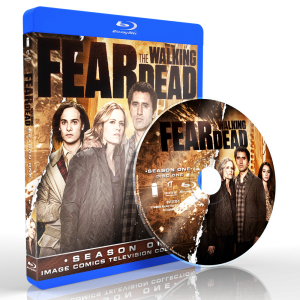 US1502 - Fear the Walking Dead SEASON 1 (2015) (1 DISC) (THAI SUB) [แผ่นสกรีน]