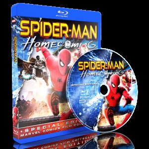 *U1725 - Spider-Man (Homecoming) (2017) [แผ่นสกรีน]
