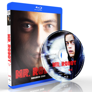 US1511 - Mr. Robot SEASON 1 (2015) (1 DISC) (THAI SUB) [แผ่นสกรีน]