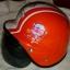 หมวกกันน็อคเด็ก รุ่นนาซี สีส้ม-ขาว : Orange White Nazi Models