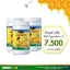 Auswelllife อาหารเสริมนมผึ้ง Royal Jelly 2180 mg. 3 กระปุก 1095 แคปซูล