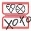 EXO - Vol.1 [XOXO] (Hug Version .) ไม่มีโปสเตอร์ thumbnail 1
