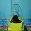 รถเสาน้ำเกลือเด็ก เฟอร์รารี่-สปอร์ต-เหลือง