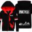 เสื้อกันหนาววันพีชดำแดง มี 4 แบบให้เลือก S/M/L/XL/2XL (สั่งพรีออเดอร์)